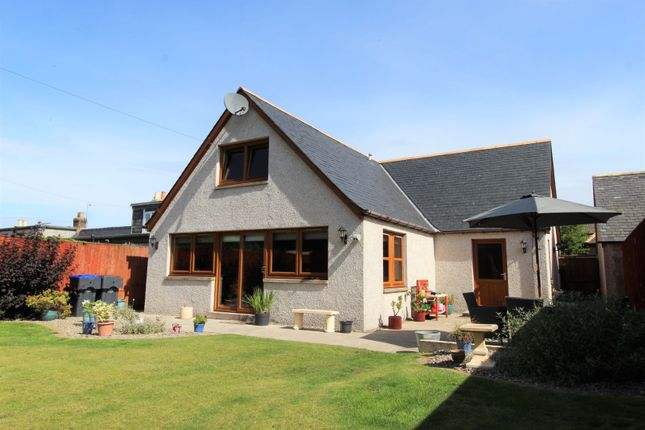 Thumbnail Cottage for sale in Gardenston Street, Laurencekirk, Kincardineshire