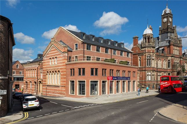 Thumbnail Flat to rent in The Old Fire Station, Peckitt Street, York