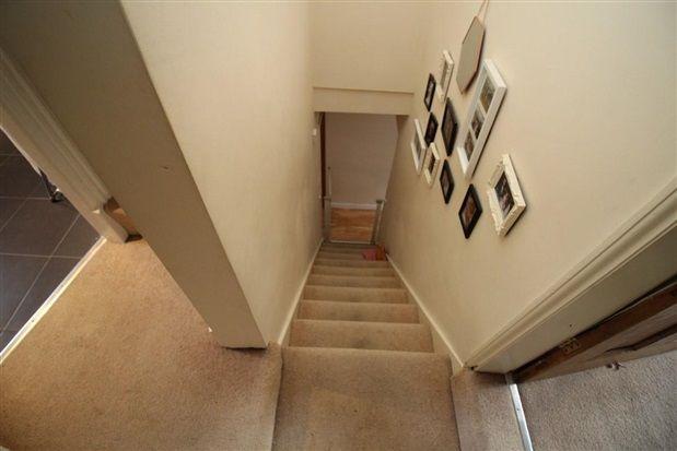 Stairs of Wellington Street, Dalton In Furness LA15