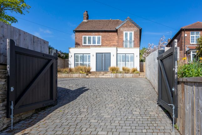 4 bed detached house for sale in Broom Lane, Whickham, Newcastle Upon Tyne NE16