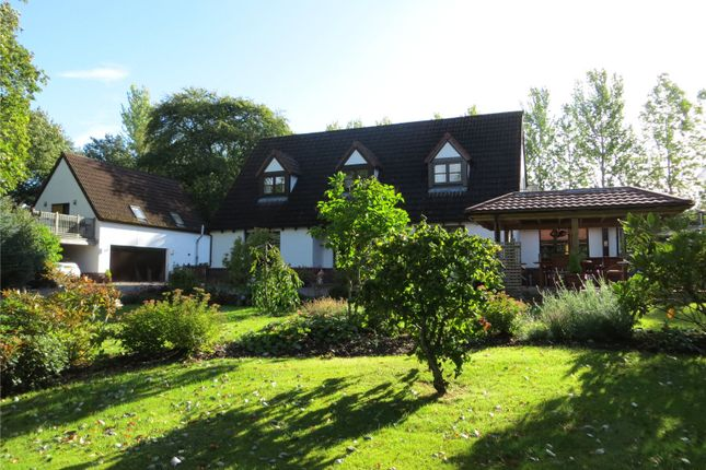 Thumbnail Detached house for sale in Belladrum, Beauly, Inverness-Shire