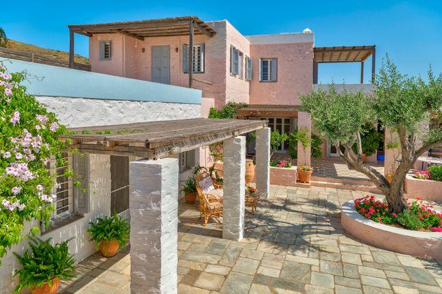 Thumbnail Villa for sale in Finikas, Syros - Ermoupoli, Syros, Cyclade Islands, South Aegean, Greece