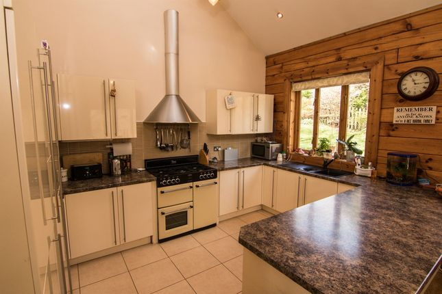 Thumbnail Property for sale in Oakmead Road, Llanharan, Pontyclun