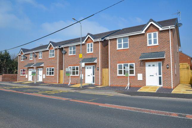 Thumbnail Detached house for sale in Hancocks Lane, Nant Mawr Road, Buckley