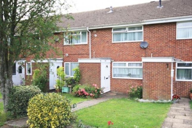 Thumbnail Town house to rent in Blackthorn Close, Royal Wootton Bassett