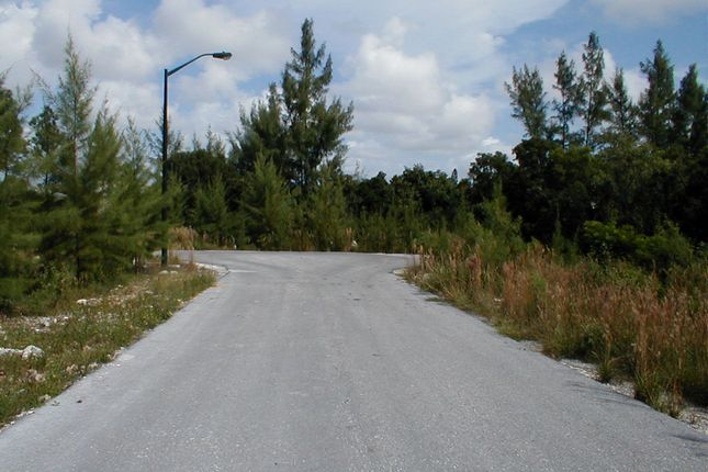 Land for sale in Venice Bay, Nassau, The Bahamas