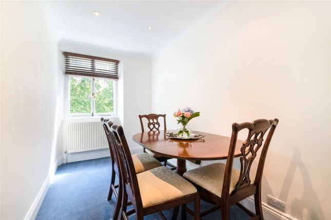 Dining Room of Cornwall Gardens, London SW7
