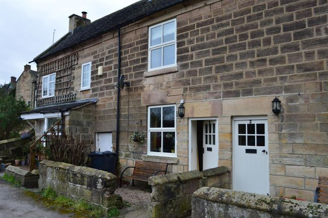 Thumbnail Terraced house to rent in Castle Orchard, Duffield, Belper