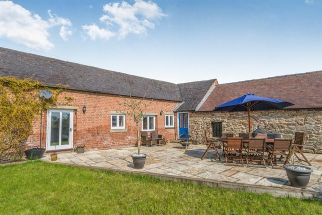 Thumbnail Barn conversion for sale in Manor Court, Breedon-On-The-Hill, Derby