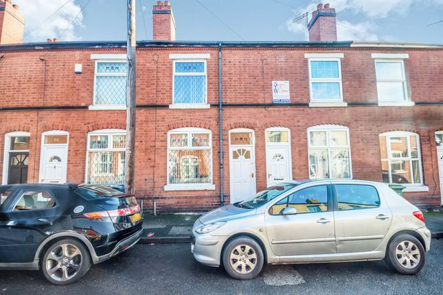 Thumbnail Terraced house for sale in Florence Street, Walsall