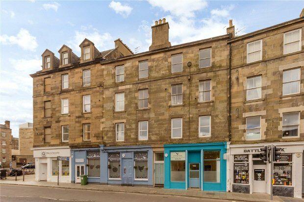 Thumbnail Flat to rent in St. Leonards Street, Edinburgh