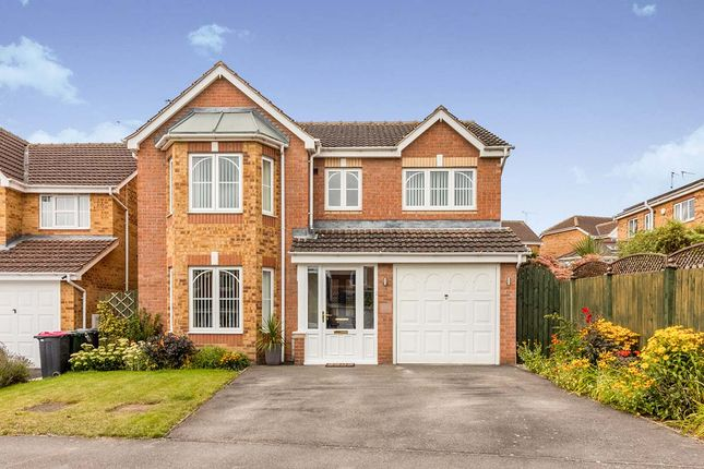 4 bed detached house for sale in Alder Chase, Scholes, Rotherham S61