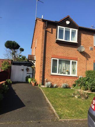 Thumbnail Semi-detached house to rent in Amanda, Erdington