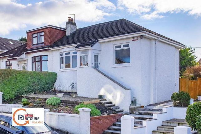 Thumbnail Semi-detached bungalow for sale in 30 Ettrick Crescent, Rutherglen, Glasgow