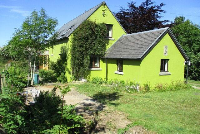 Thumbnail Detached house for sale in Croabh Haven, Ardfern