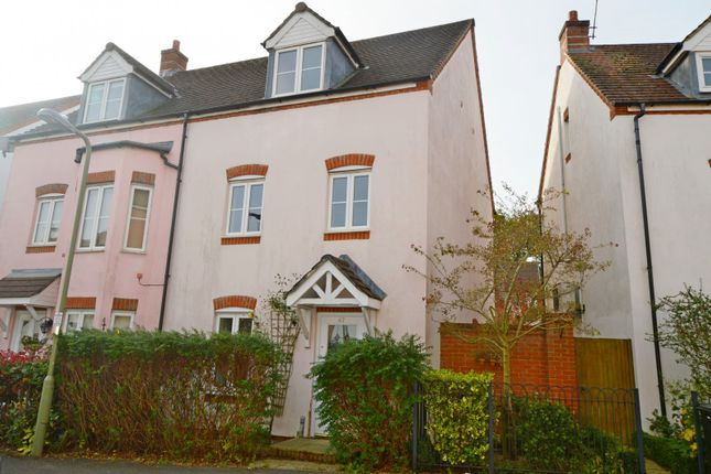 Thumbnail Semi-detached house to rent in Barentin Way, Petersfield