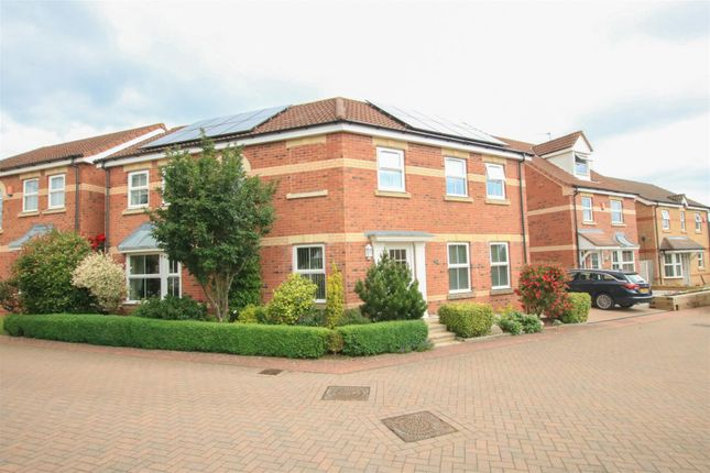 Thumbnail Detached house for sale in Rosemary Close, Bessacarr, Doncaster