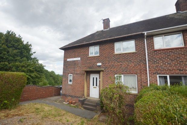 Thumbnail Semi-detached house to rent in Harborough Avenue, Manor Park, Sheffield