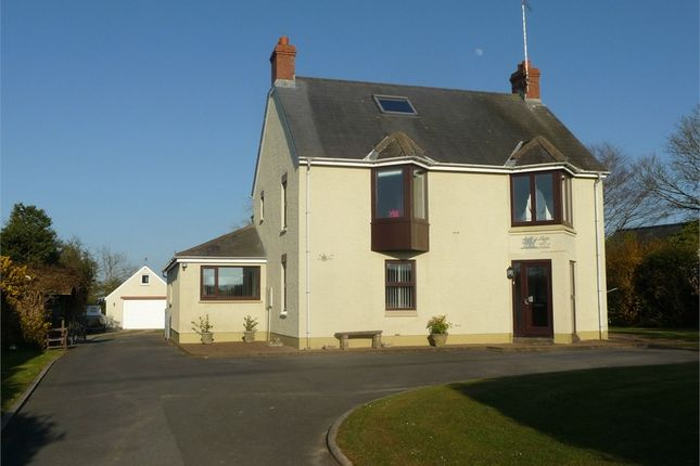 Thumbnail Detached house for sale in Maes-Yr-Haul, Feidr Fawr, Dinas Cross, Newport, Pembrokeshire