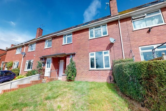 Thumbnail Terraced house to rent in Prince Charles Road, Exeter