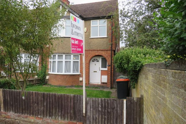 Thumbnail Property to rent in London Road, Dunstable