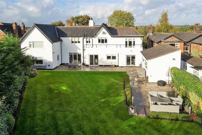 Thumbnail Detached house for sale in The Old School, Windmill Lane, Preston On The Hill, Warrington