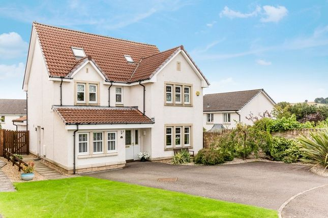 Thumbnail Detached house for sale in Grahamsdyke Place, Bo'ness