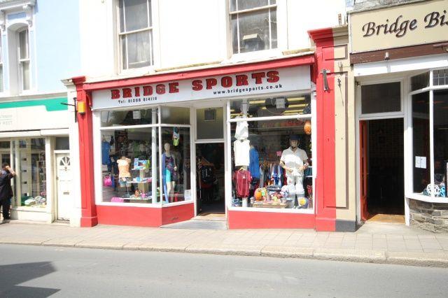 Retail premises for sale in Molesworth Street, Wadebridge