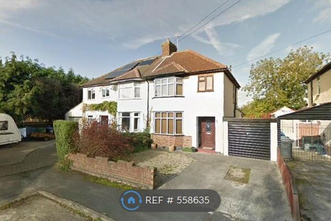 Thumbnail End terrace house to rent in Hart Close, Cheltenham