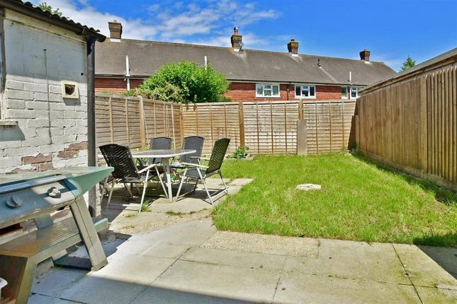 Thumbnail Terraced house for sale in Beauford Road, Horam, Heathfield, East Sussex