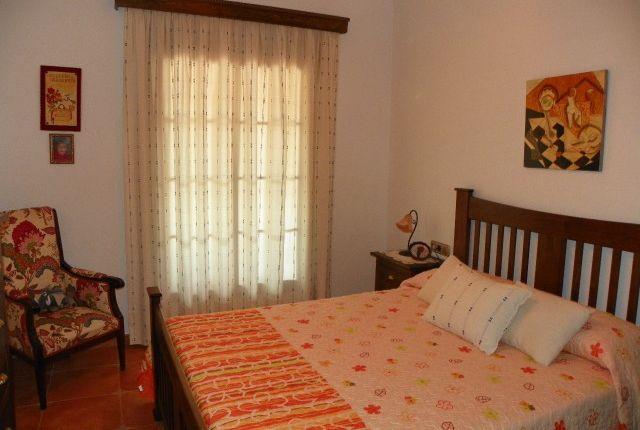 Bedroom of Spain, Málaga, Álora