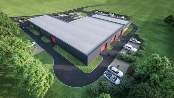 Thumbnail Light industrial to let in Icon Business Park, Baird Road, Kirkton Campus, Livingston, West Lothian