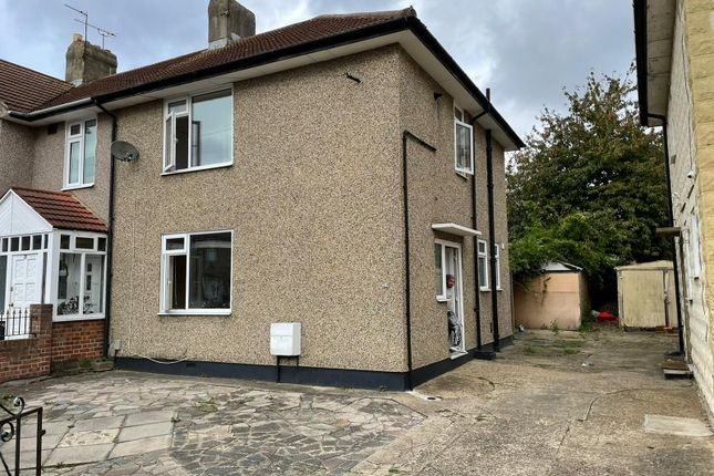 Thumbnail Terraced house to rent in Fieldway, Becontree, Dagenham