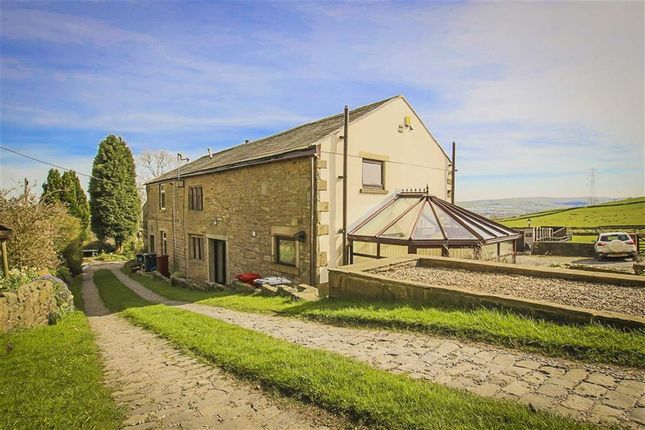 Thumbnail Equestrian property for sale in Heys Lane, Livesey, Lancashire