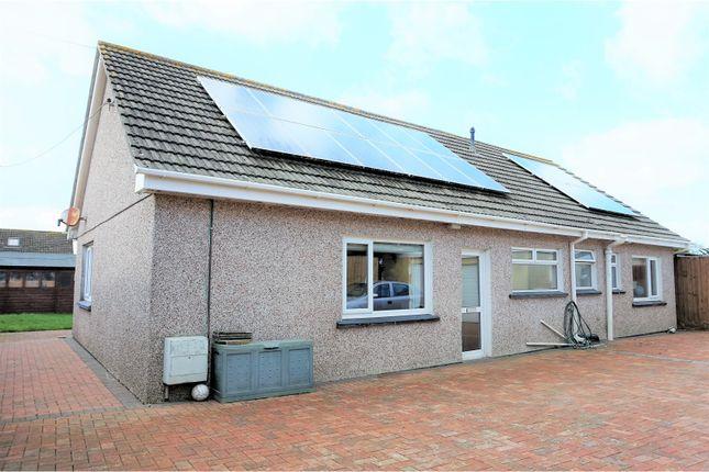 Thumbnail Detached bungalow for sale in Tolgus Lane, Redruth