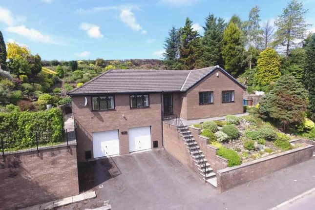 Thumbnail Detached bungalow for sale in Rising Bridge Road, Haslingden, Rossendale
