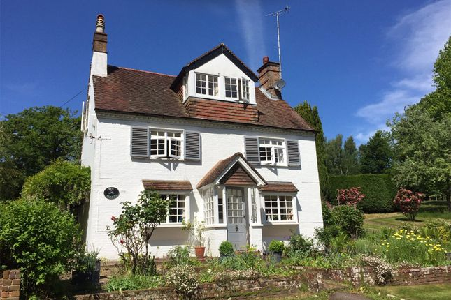 Thumbnail Detached house for sale in Earwig Lane, Bolney, Haywards Heath, West Sussex