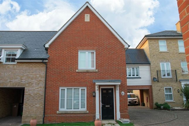 Thumbnail Link-detached house for sale in Eglinton Drive, Chelmsford, Essex