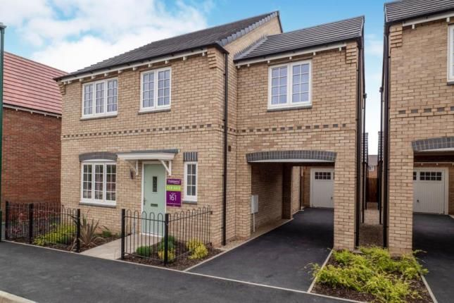 Thumbnail Detached house for sale in The Limes, Robins Wood Road, Nottingham
