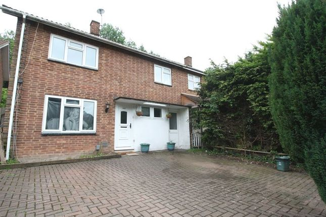 Thumbnail End terrace house to rent in Barnacres Road, Hemel Hempstead