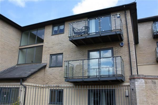 Thumbnail Flat to rent in Waters Meet, Huntingdon