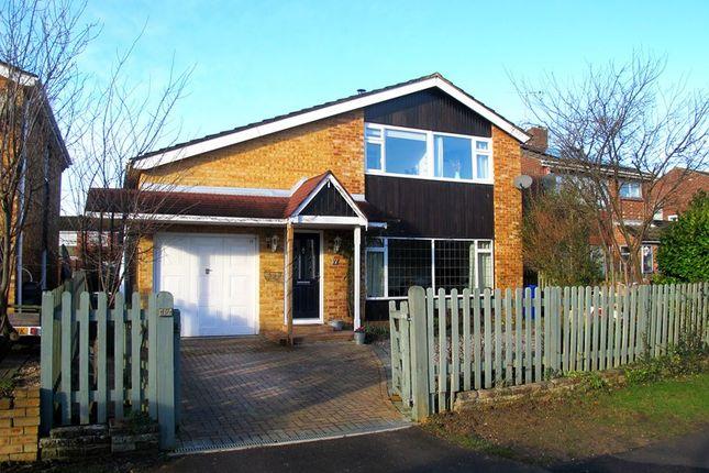 Thumbnail Detached house for sale in Cutlers Lane, Stubbington, Fareham