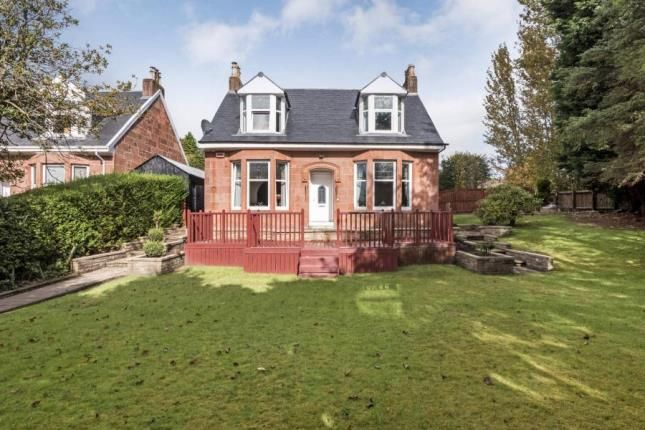Thumbnail Detached house for sale in Glasgow Road, Uddingston, Glasgow, North Lanarkshire