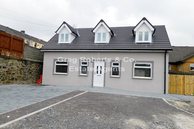 Thumbnail Detached house for sale in Prince Llewellyn Court, Glandovey Tce, Tredegar