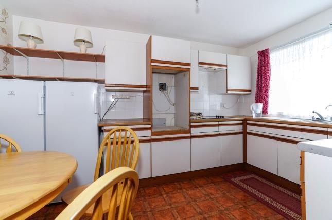 Kitchen of Little America, Plymouth, Devon PL3
