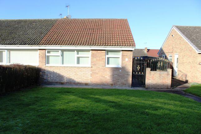 2 bed semi-detached bungalow to rent in Eskwood Walk, Goole DN14