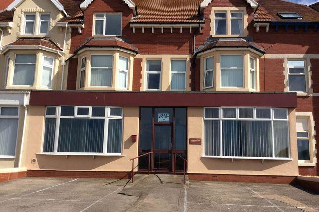 Thumbnail Flat to rent in Queens Promenade, Bispham, Blackpool