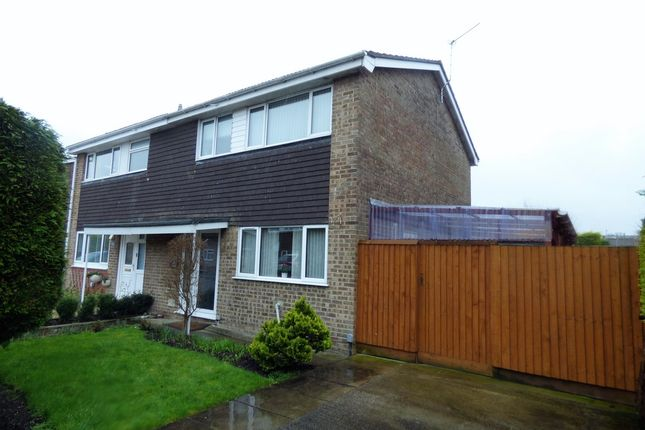 3 bed semi-detached house for sale in White Horse Way, Westbury