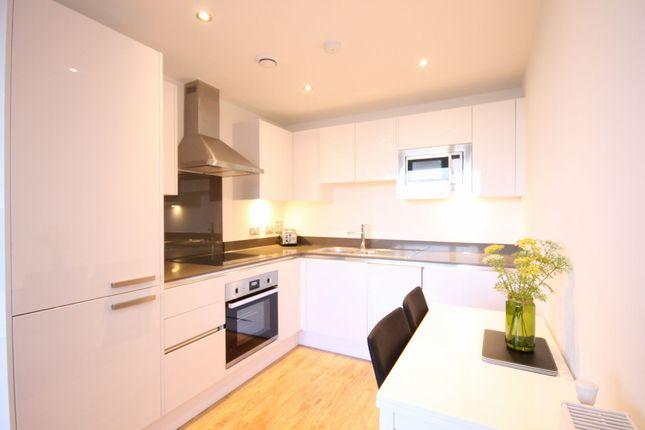 Kitchen of Beacon Point, 12 Dowells Street, New Capital Quay, Greenwich SE10
