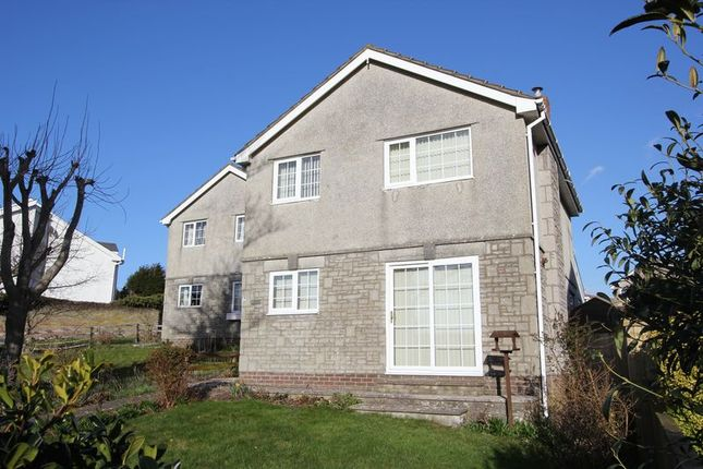 Thumbnail Detached house for sale in Tresilian Close, Llantwit Major